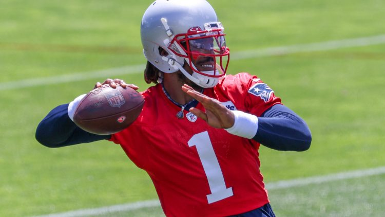 cam newton is not the answer for the new england patriots