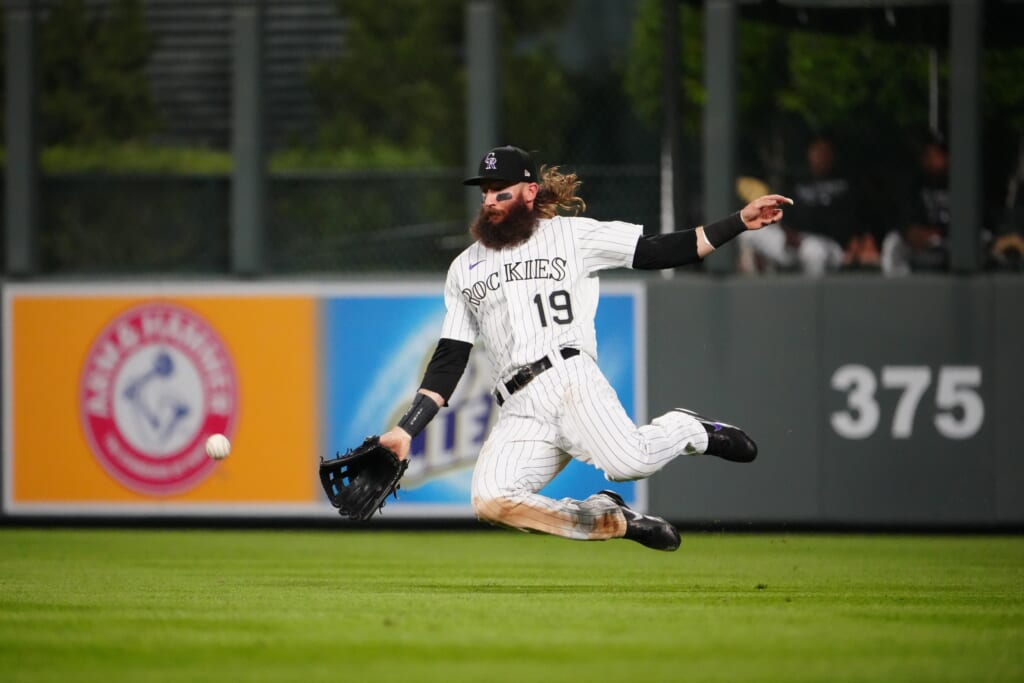 St. Louis Cardinals trade for Charlie Blackmon