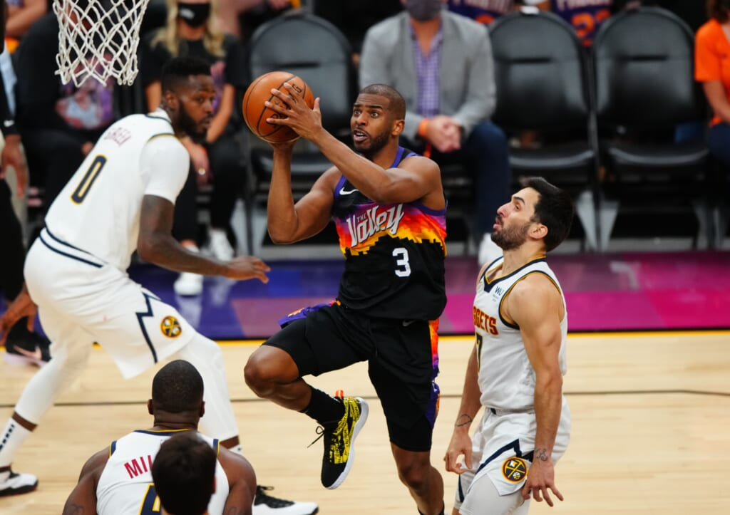 Chris Paul's MVP case goes beyond his value to Phoenix Suns