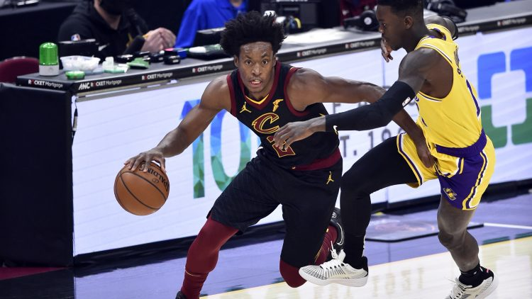 collin sexton trade to the los angeles lakers