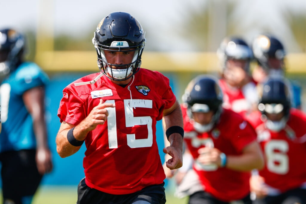 Gardner Minshew is a great bargain for teams with uncertain QB situations
