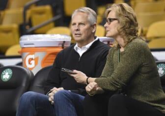 Danny Ainge reportedly may resign as Boston Celtics president