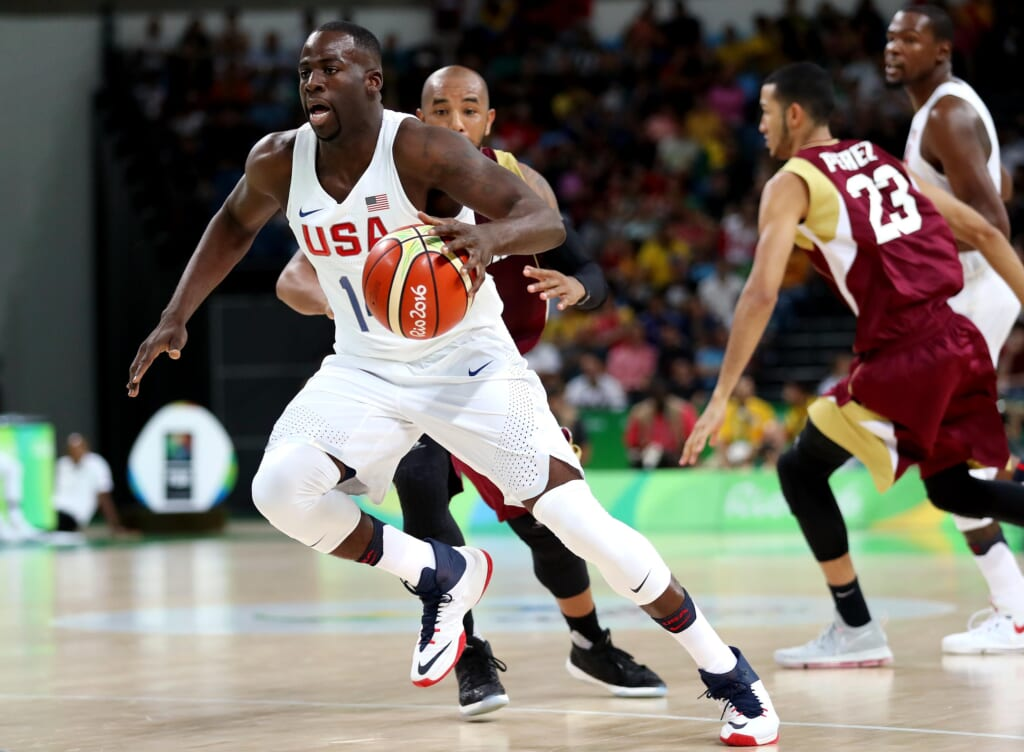 Team USA Basketball roster for Tokyo Olympics