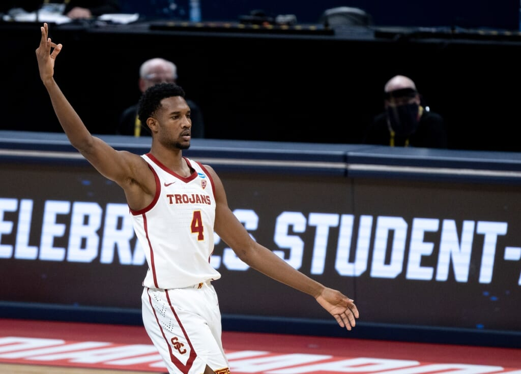 Cleveland Cavaliers draft Evan Mobley