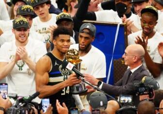 NBA playoff predictions: Bracket picks & 2022 Finals champion