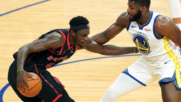 golden state warriors could trade for pascal siakam