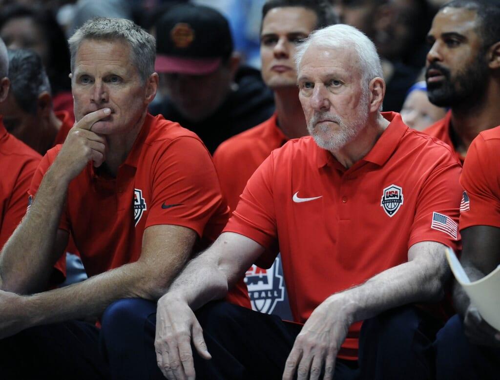 Team USA Basketball Tokyo Olympics preview