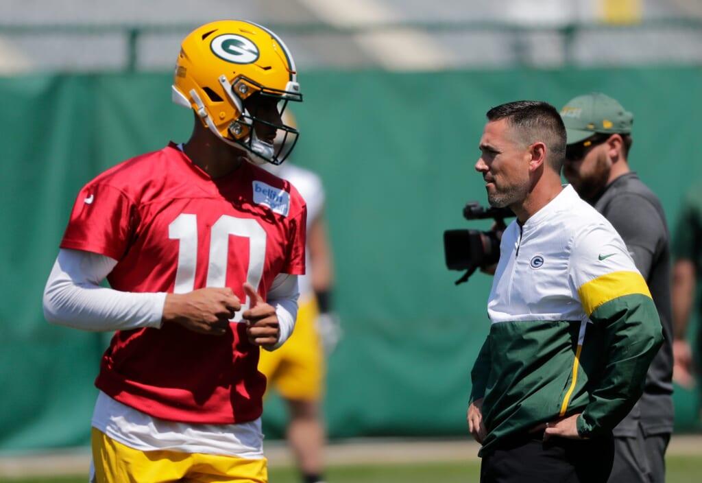Predicting Green Bay Packers' 2021 record with Jordan Love