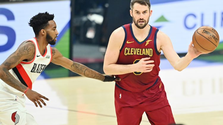 kevin love trade to the portland trail blazers