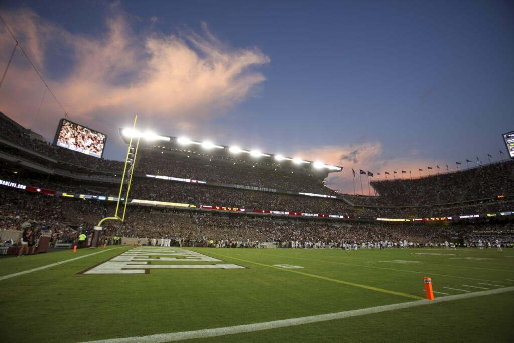 Best college football stadiums: Kyle Field, Texas A&M Aggies