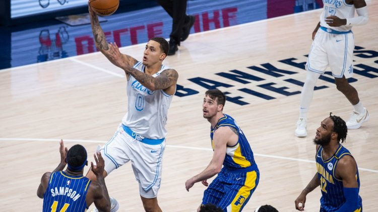 kyle kuzma trade to the indiana pacers