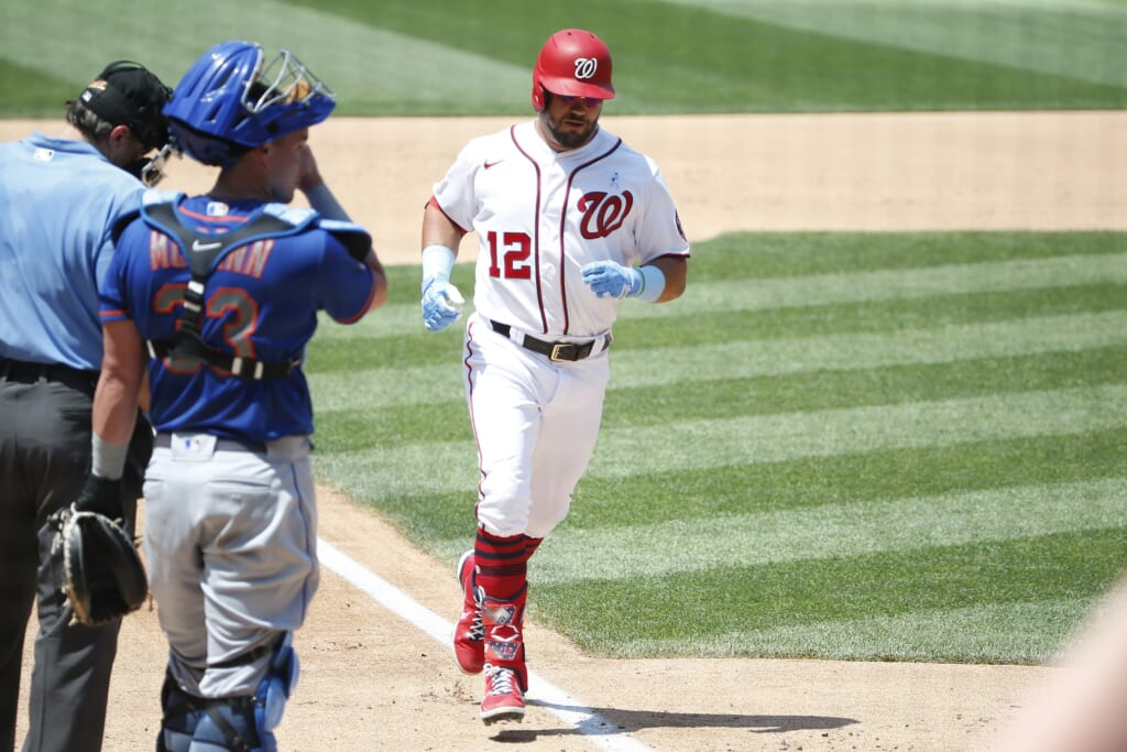 National League East gives the Washington Nationals reason for hope