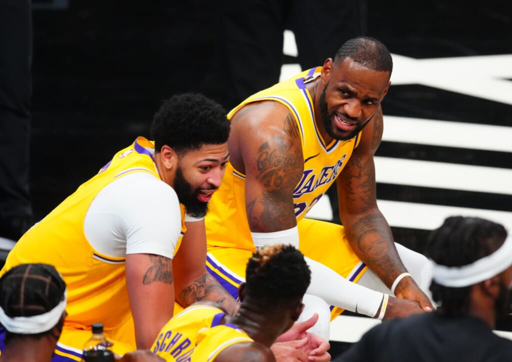 Los Angeles Lakers can't overreact to shocking playoff flop vs. Suns