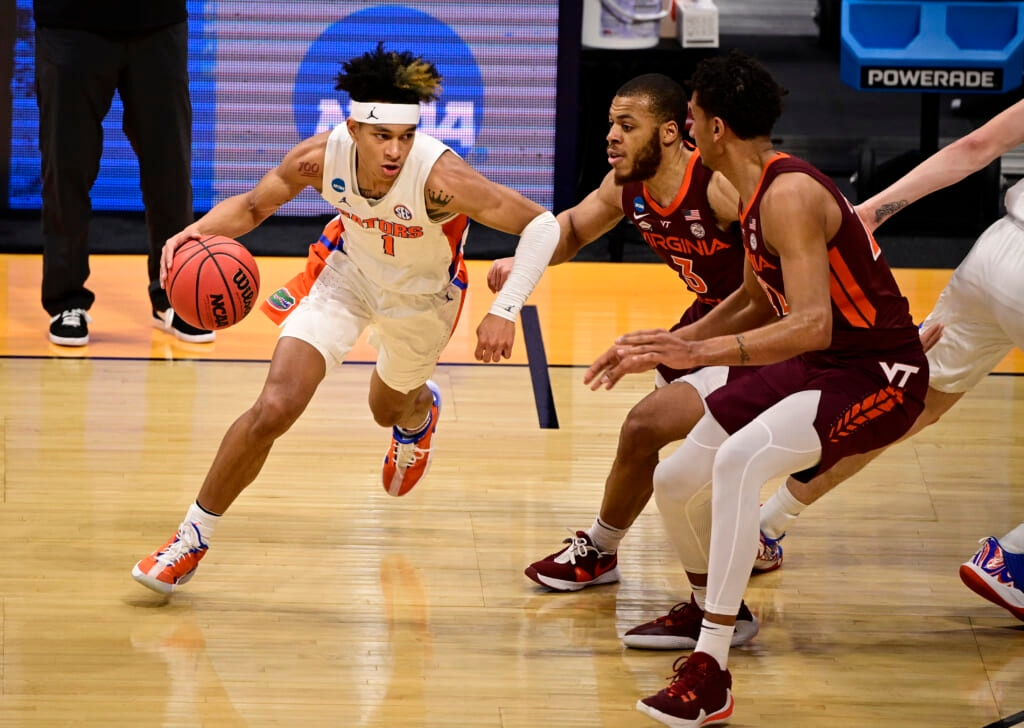 Top NBA Draft prospects: Tre Mann