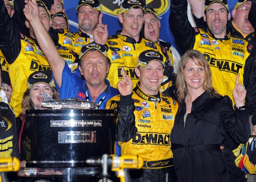 2009 Daytona 500, winner - Matt Kenseth