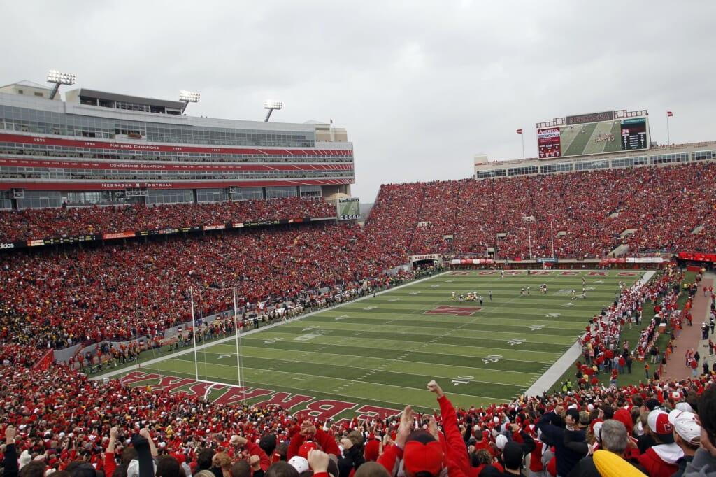 Best college football stadiums: Memorial Stadium, Nebraska Cornhuskers