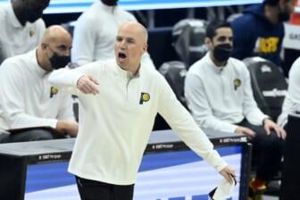 Indiana Pacers fire head coach Nate Bjorkgren