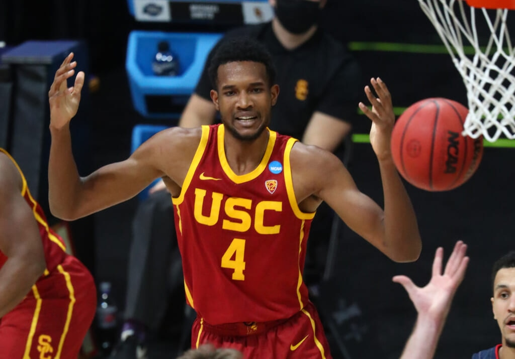 Evan Mobley scouting report, NBA player comparison
