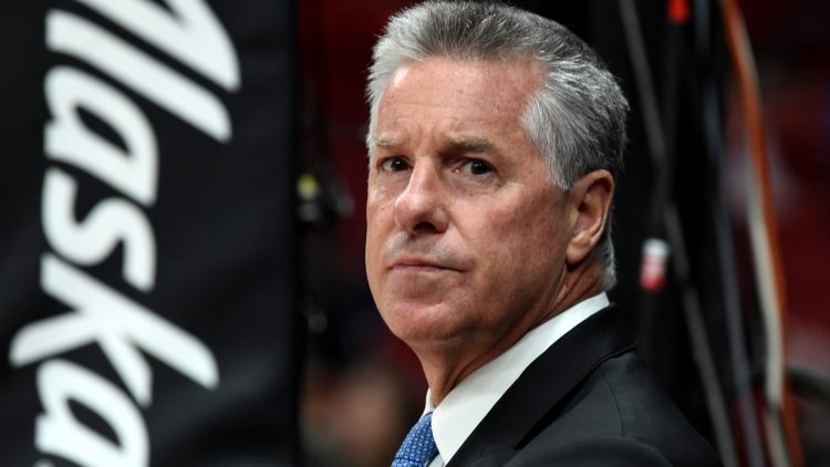 neil olshey could be the leading force to damian lillard departing the blazers.