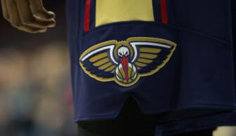 NBA: New Orleans Pelicans at Philadelphia 76ers