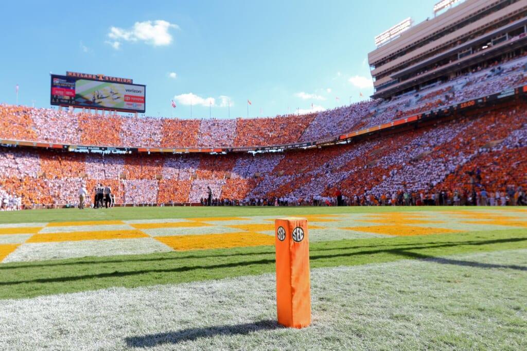 Best college football stadiums: Neyland Stadium, Tennessee Volunteers