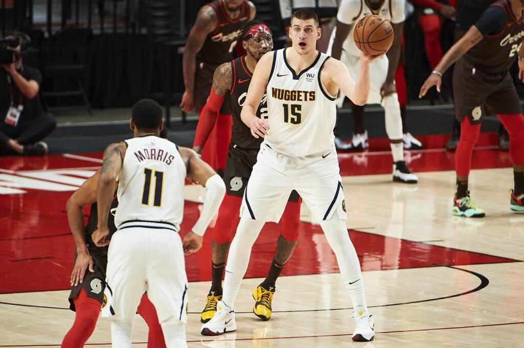 Nikola Jokic is the MVP who can carry Denver Nuggets in wide-open West