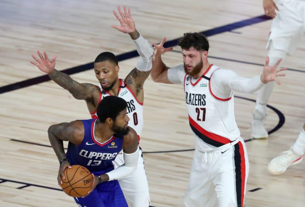 Portland Trail Blazers trade scenarios for 2021 NBA offseason
