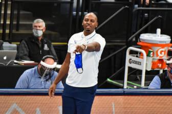 NCAA Basketball: East Carolina at Memphis