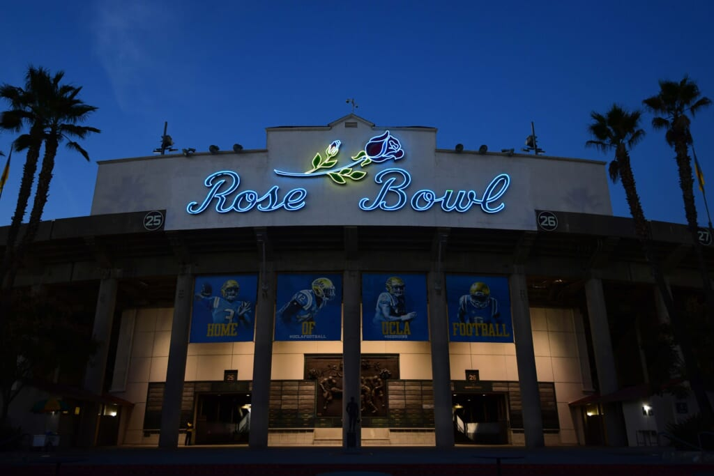 Best college football stadiums: Rose Bowl, UCLA Bruins