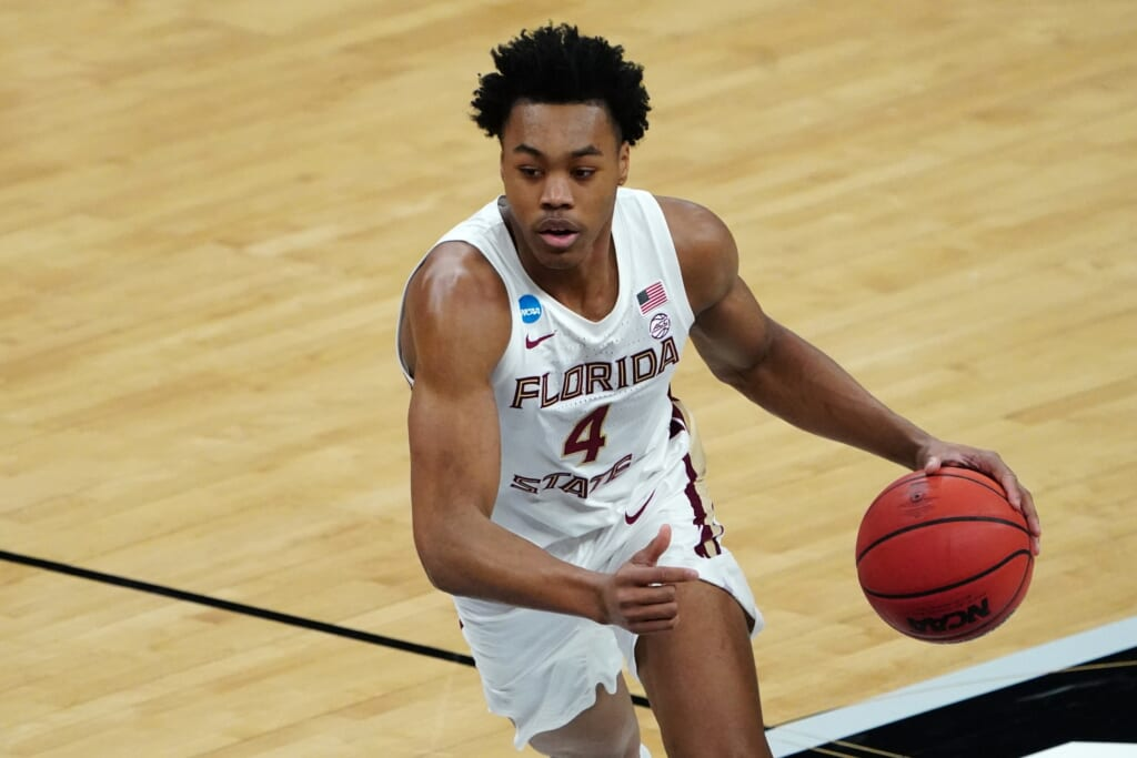 Orlando Magic draft Scottie Barnes with 5th pick