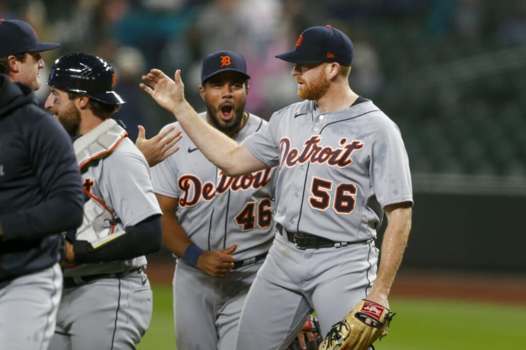 Starting pitching is providing a safety net for Detroit Tigers' offense