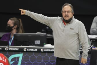 Stan Van Gundy fired after one season as New Orleans Pelicans coach