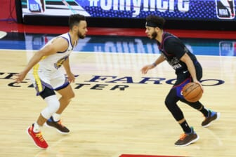 3 trade scenarios for the 76ers to acquire Stephen Curry