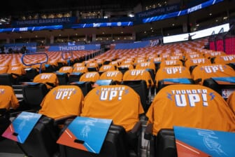 Oklahoma City Thunder draft picks 2021 preview: Options with three 1st-round picks, trade scenarios