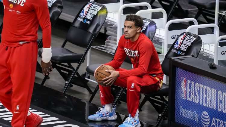 trae young injury update
