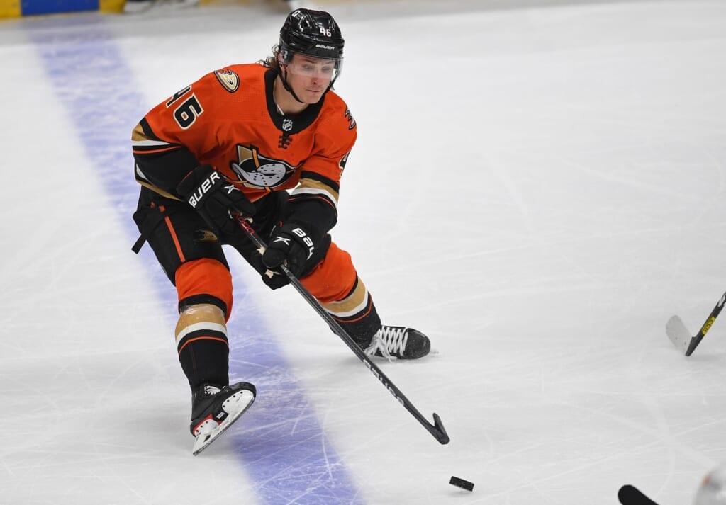 Top NHL Prospects - Trevor Zegras, Anaheim Ducks