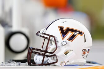 Virginia Tech player arrested on second-degree murder charge