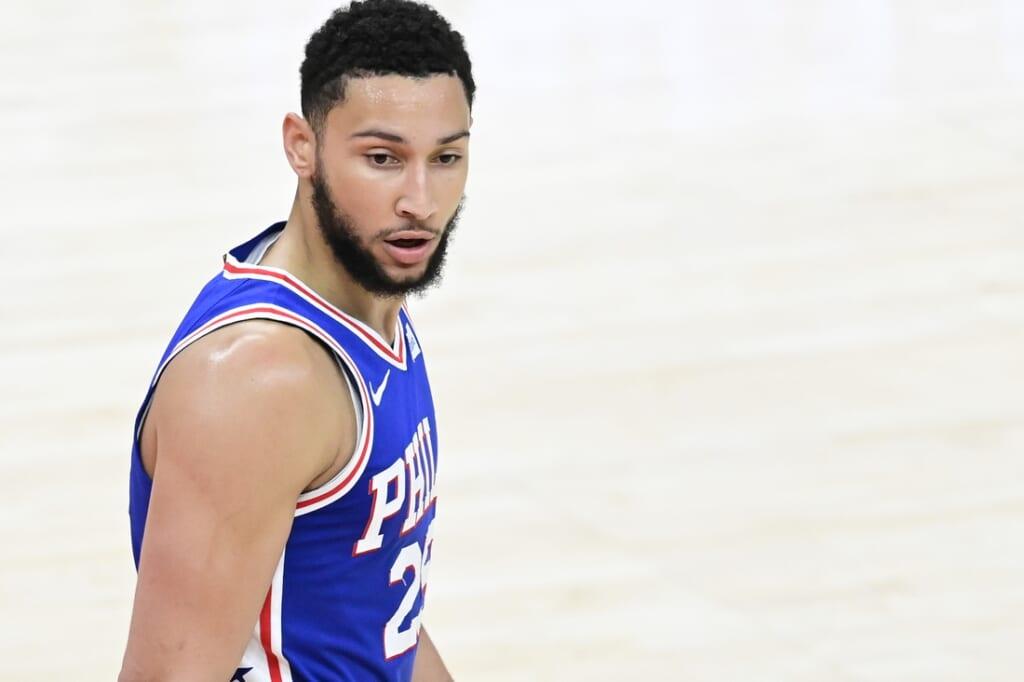 Ben Simmons trade, Washington Wizards