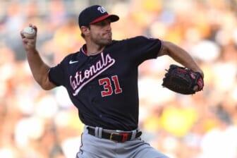 Los Angeles Dodgers, Max Scherzer trade