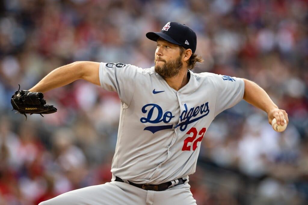 MLB rotation rankings, Los Angeles Dodgers