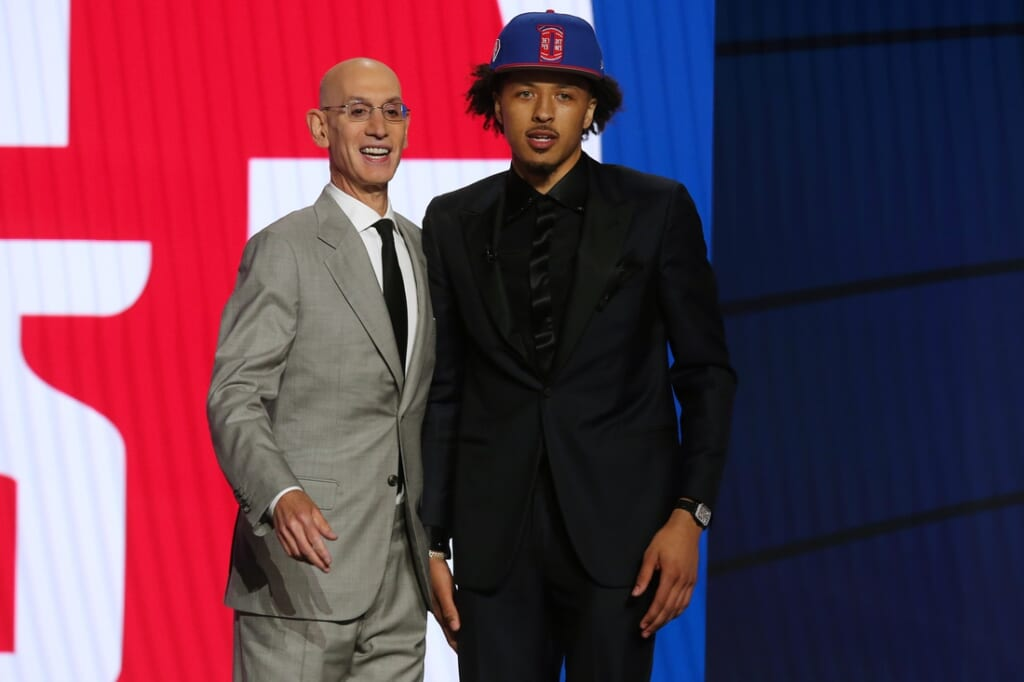 Detroit Pistons rumors: Cade Cunningham supported with veteran free-agent signings