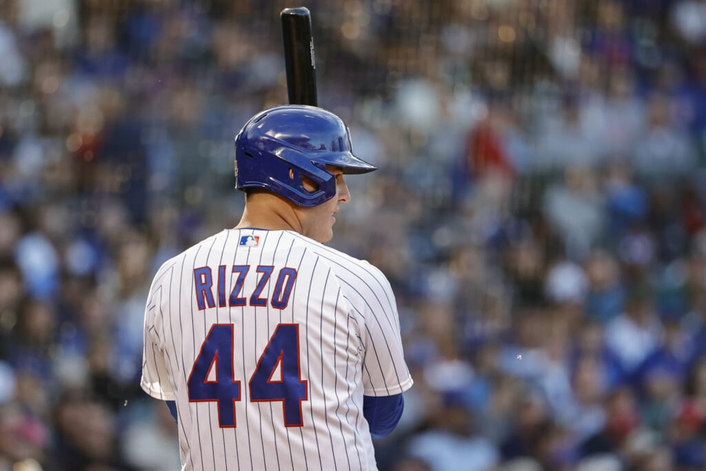 Chicago Cubs, Anthony Rizzo trade
