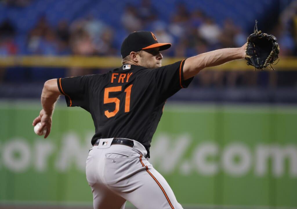Houston Astros, Paul Fry