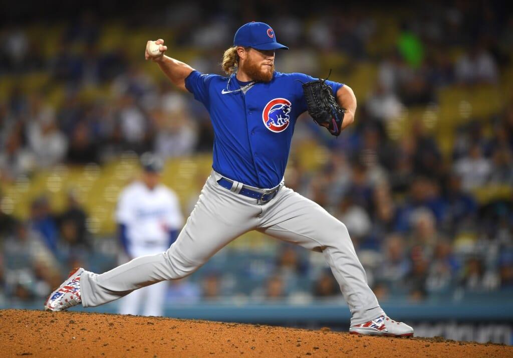 Chicago Cubs, Craig Kimbrel trade