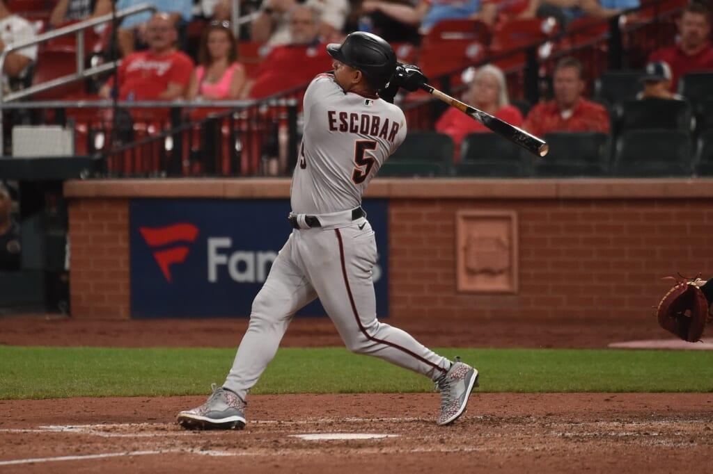 Chicago White Sox, Eduardo Escobar