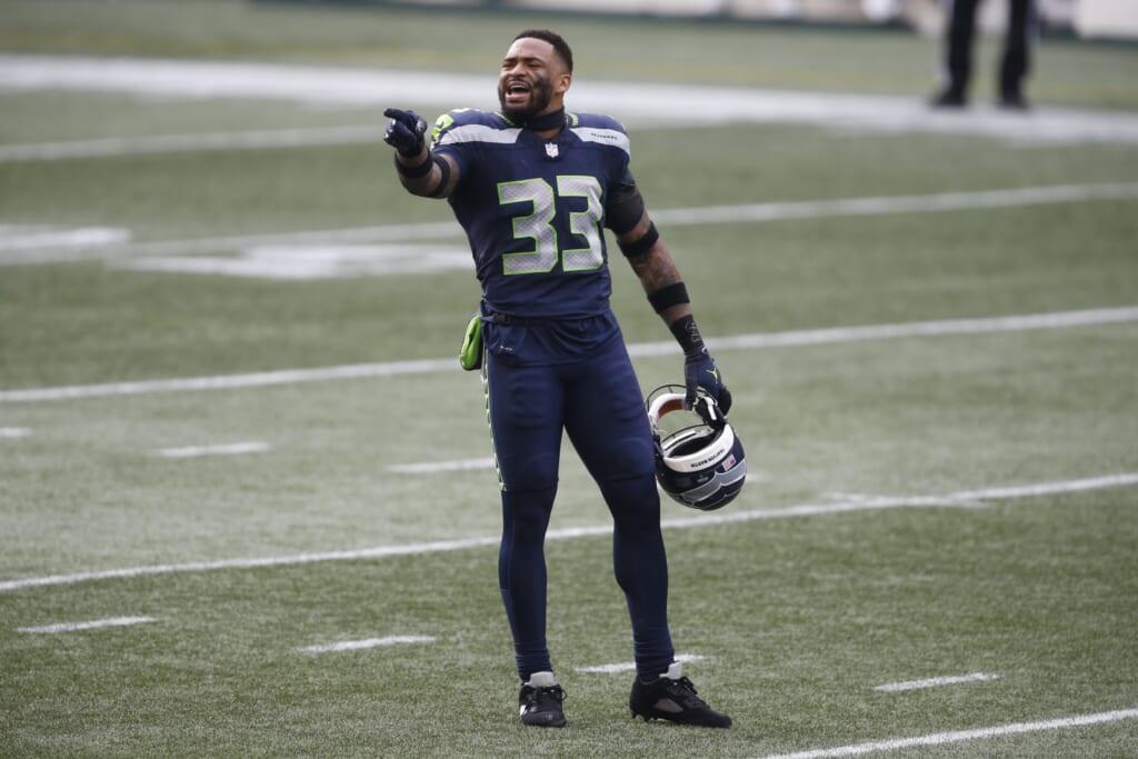 Seattle Seahawks, Jamal Adams contract