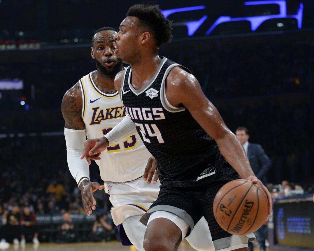 Los Angeles Lakers, Buddy Hield