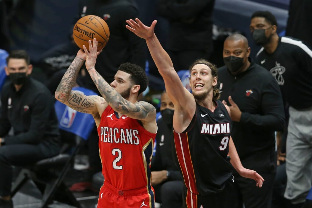 Miami Heat, Lonzo Ball