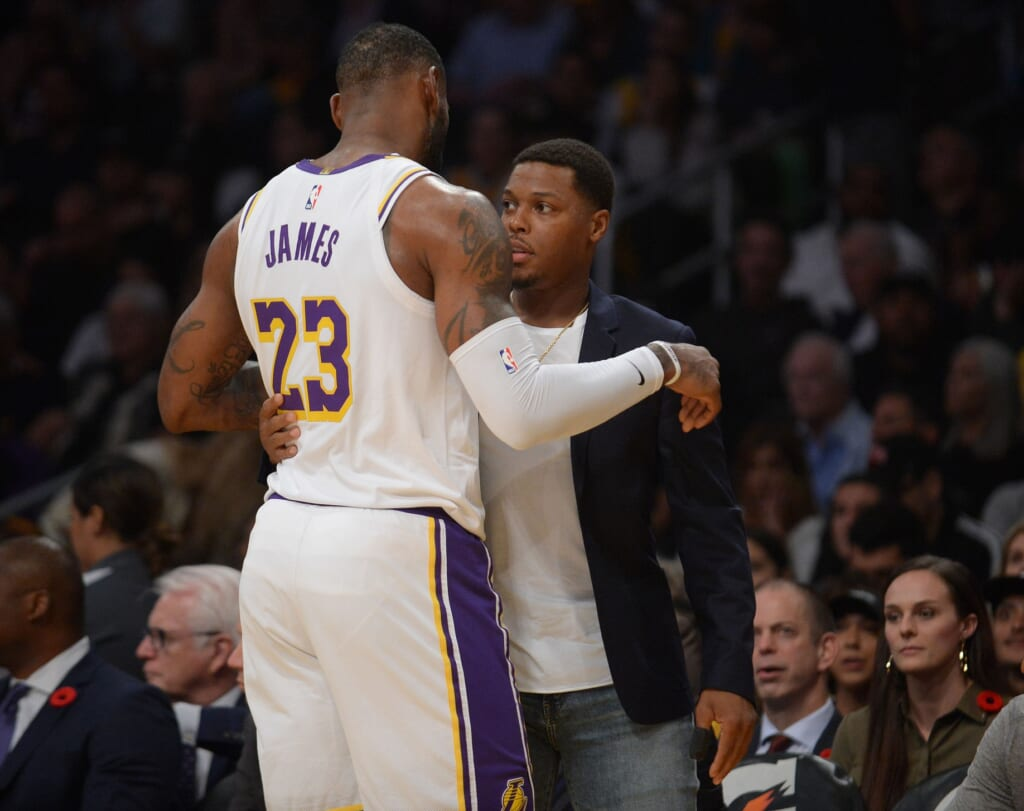 Los Angeles Lakers, Kyle Lowry