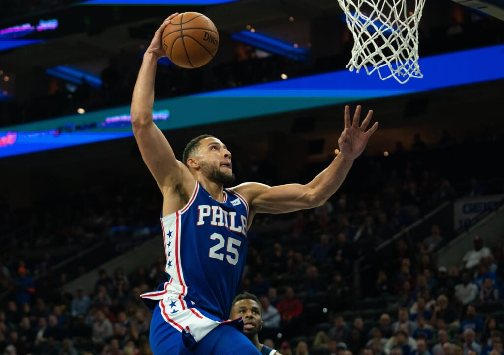 Updated look at potential Ben Simmons trade to Golden State Warriors